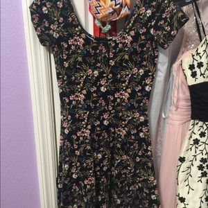 F21 Flower Dress